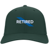 Retired - Thin Blue Line Hat