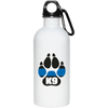 K9 Loyalty Stainless Steel Water Bottle