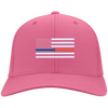 Thin Blue and Red Line Cap