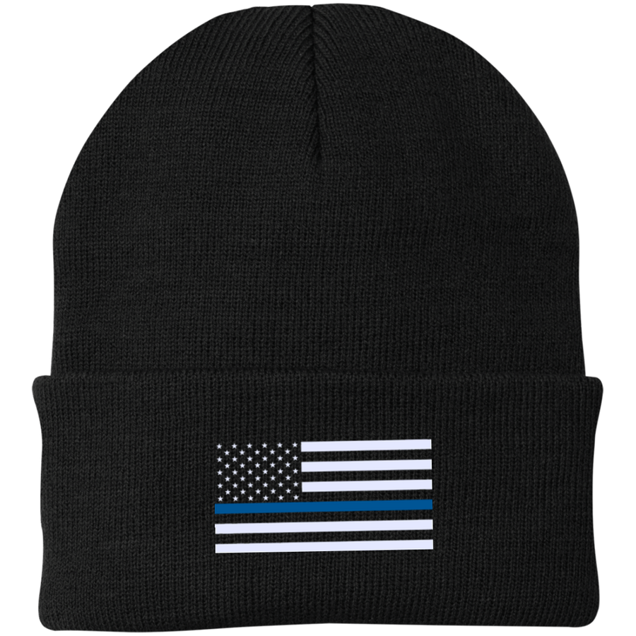 Thin Blue Line Hats and Beanies  047a7a833a5a