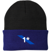 Thin Blue Line 1 Asterisk Beanie