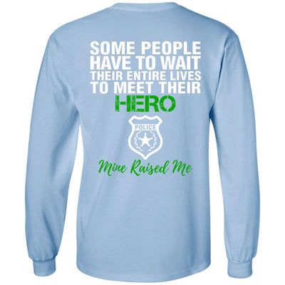 Constable Son - My Hero Raised Me Shirts & Hoodies