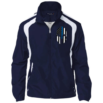 Sport-Tek Spartan Thin Blue Line Embroidered Jacket
