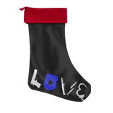 Love Police Christmas Stocking