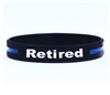 Retired Silicone Bracelet