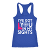 I've Got You In My Sights Tank Tops