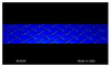 Police Diamond Thin Blue Line Magnet