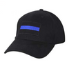 Thin Blue Line Low Profile Cap