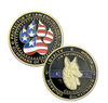 K9 Collectible Challenge Coin