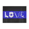Love - Thin Blue Line Cutting Board