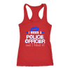 Women's I Kissed A Police Officer Tank Tops