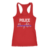 Women's Police Daughter Tank Tops