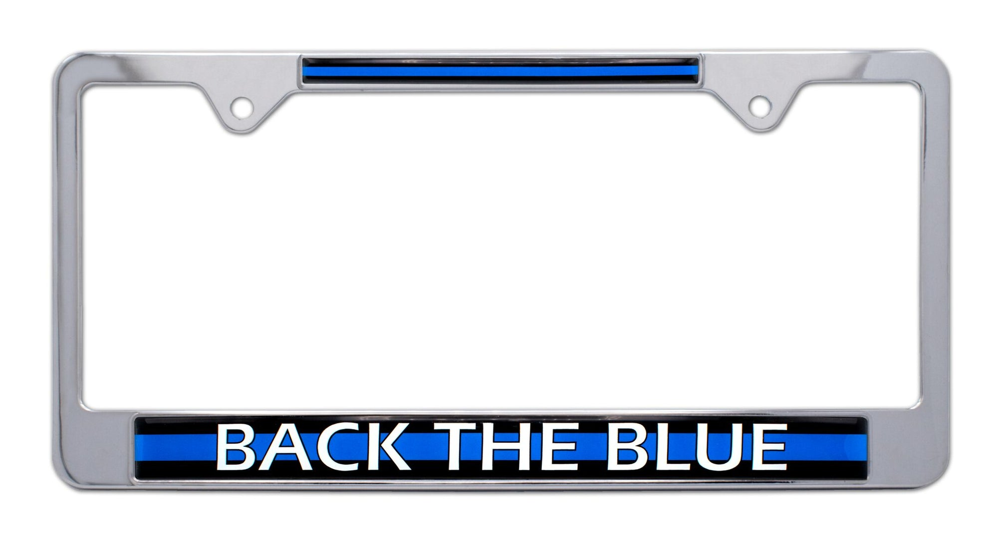 LIVE FREE OR DIE Social Quotes Steel License Plate Frame Bl