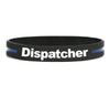 Dispatcher Silicone Bracelet