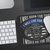 I WAS BORN FOR THIS - MOUSEPAD