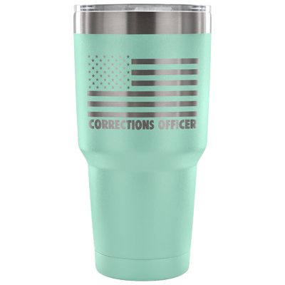 Corrections Officer Tumbler