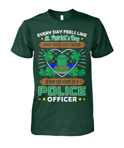 Everyday Feels Like St Patrick's Day Irish Shirts and Hoodies