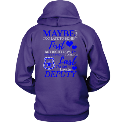 This Girl Loves Her Deputy Shirts & Hoodies