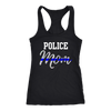 Women's Police Mom Tank Top