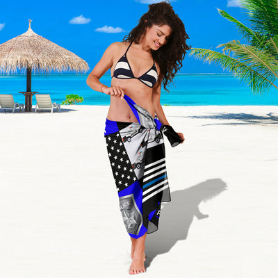 Police Accessories Sarong