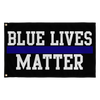 Blue Lives Matter Flag - Thin Blue Line