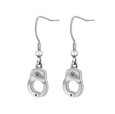 Gorgeous Handcuff Style Earrings
