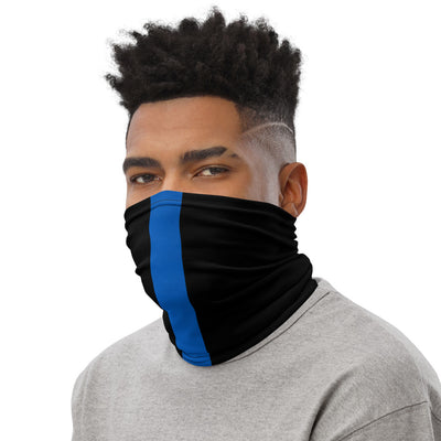 Thin Blue Line Gaiter - Face Covering and Multi-use
