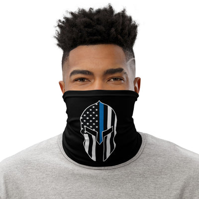 Thin Blue Line Spartan - Face Covering and Multi-use