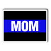 Thin Blue Line Mom Decal Sticker