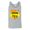Women's Police Wifey Shield Tank Top