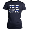 Thin Blue Line Police True Love - Shirt