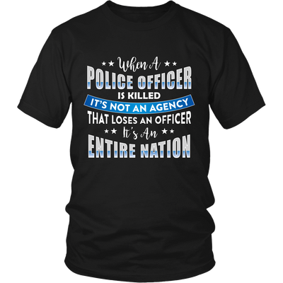 Keep Our Officers Safe Shirt