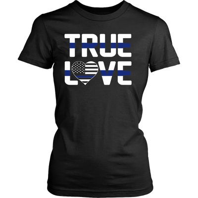 Police - True Love Shirt