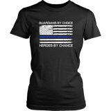 Guardians by Choice, Heroes by Chance Shirt