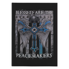 Blessed are the Peace Makers Journal Notebook - Hardcover
