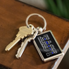 Love - Thin Blue Line Keychain