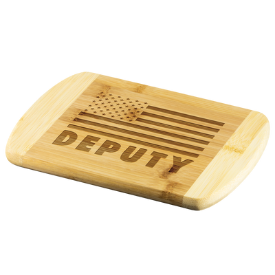 Deputy Round Edge Chopping Board