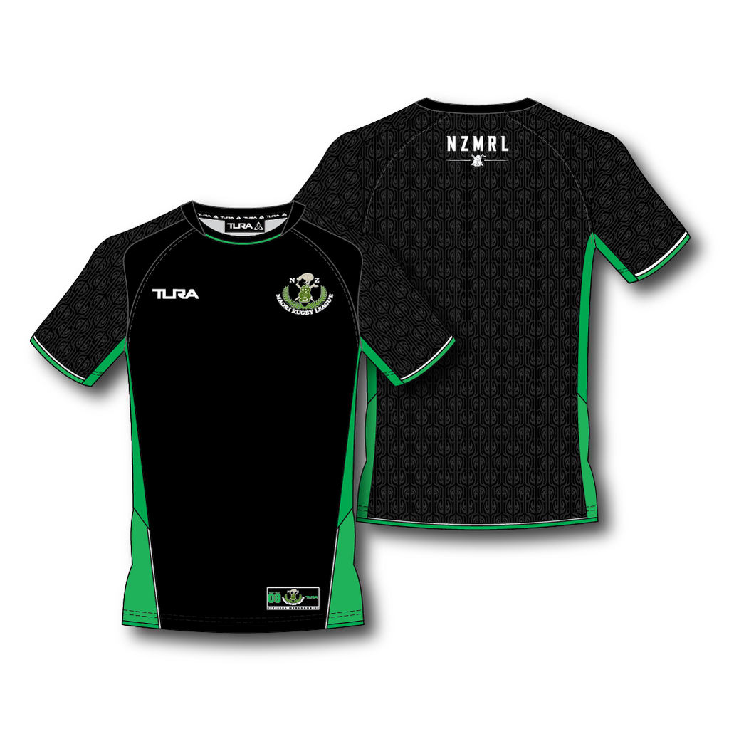 NZMRL Youth ELITEPro Tee