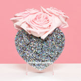 DISCO STAR MINI VASE + STAND PACK