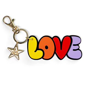 LOVE KEYRING GIFT PACK