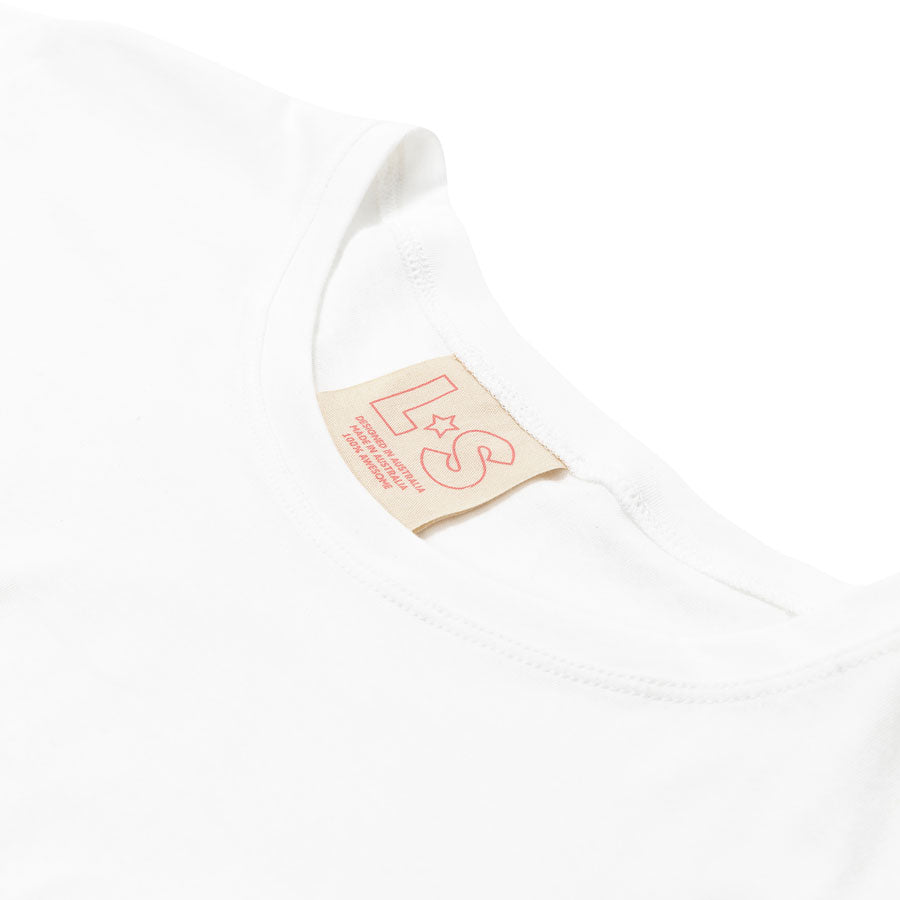 AUSTRALIAN COTTON RELAXED TEE