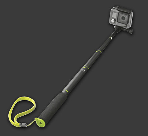 SELFIE STICK for GoPro Action Cameras