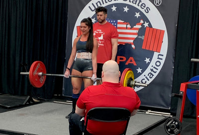 Facing the Dragon: A Tale of One Powerlifter's Experience with an Eating Disorder