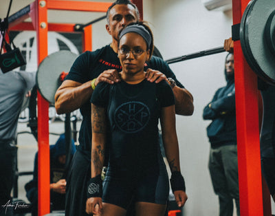 Girls Who Powerlift: Jessica Brown