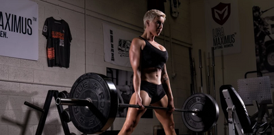 Girls Who Powerlift: Lisa Maximus