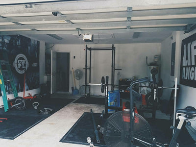 How To Build a Garage Gym