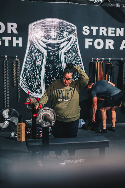 13 Words Every Powerlifter Should Know