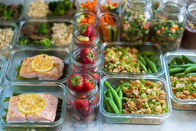 10 Easy Steps To Meal Prepping