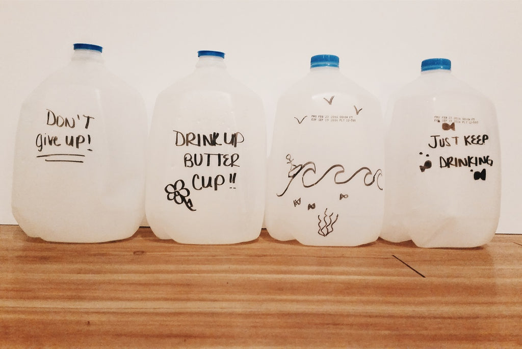 4 Things I Learned From Gallon A Day Challenge Girls