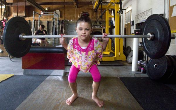 Image result for children powerlifting